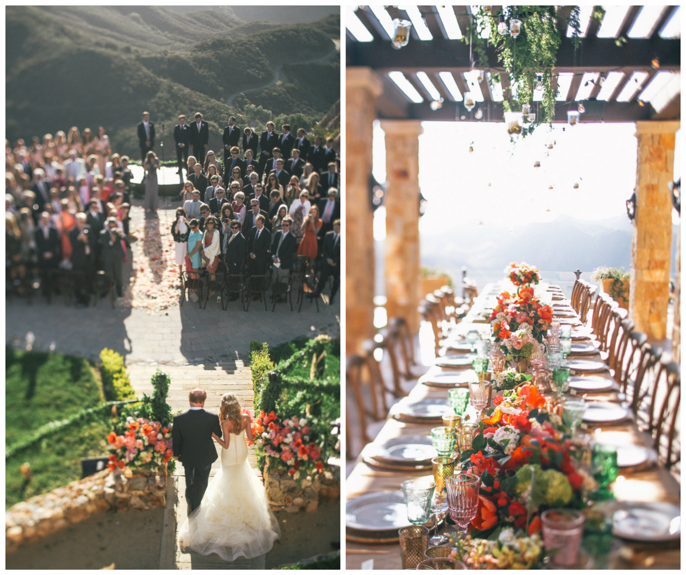 Fairytale venues socal for Malibu house rentals for weddings