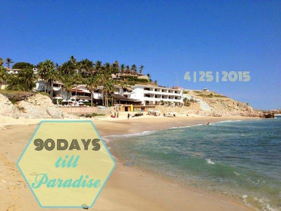 90 days till paradise